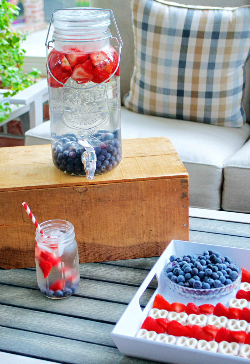 Hosting Fourth of July Refreshments