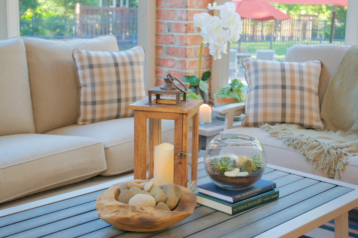 Create a Relaxing Sunroom 1