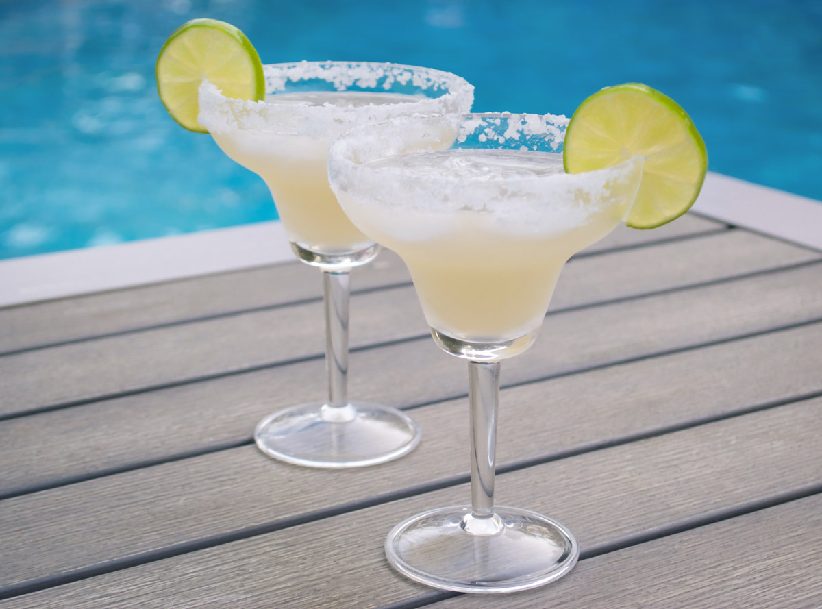 Key-Lime Margarita